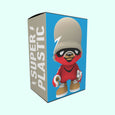 Janky Trooper Red Flying Fortress Superplastic