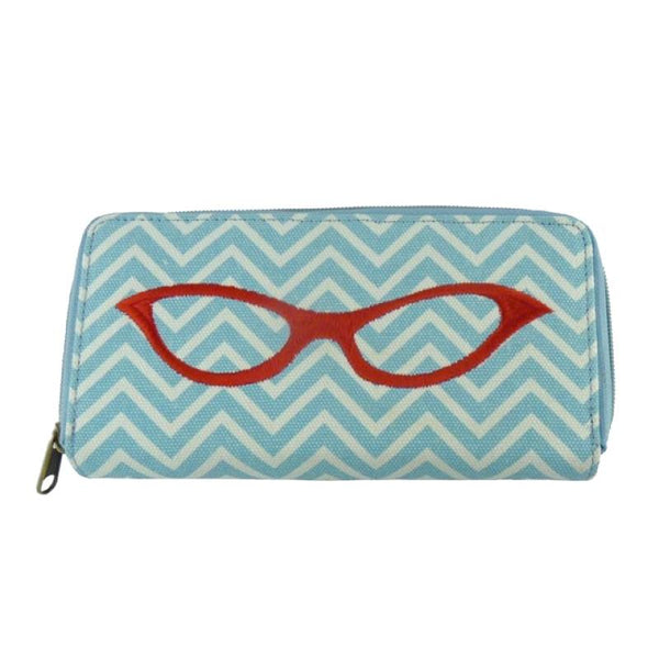 Kate Garey Eye Spy Wallet
