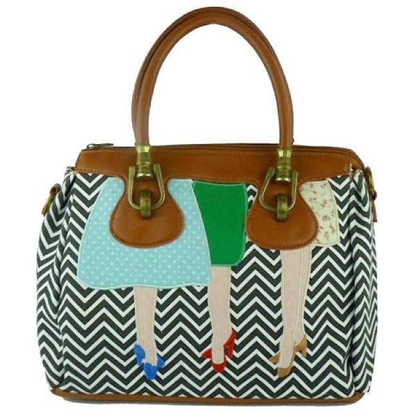 Kate Garey Mad Legs Luxx Bag Front