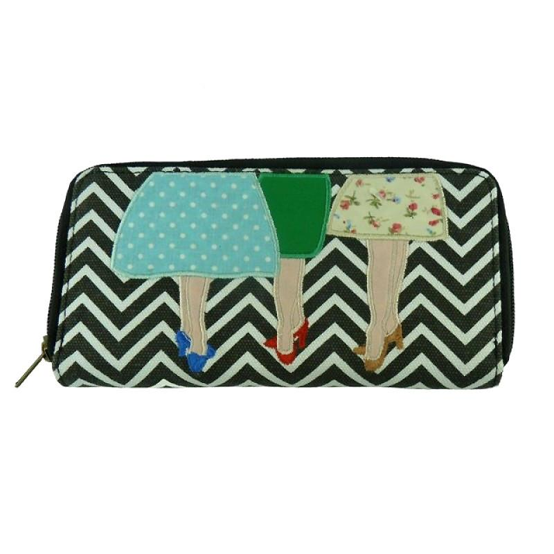 Kate Garey Mad Legs Wallet