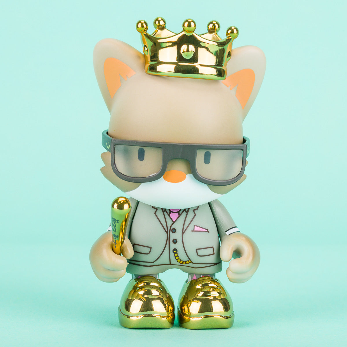 King Janky The First Superplastic Vinyl Art Toy