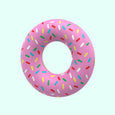 King Janky The Third Vinyl Art Toy Donut Ring Superplastic