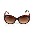 Large Tortoiseshell Cat Eye Sunglasses Amara by Pala