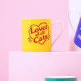 Lover of Cats Mug by Yes Studio at Dollydagger