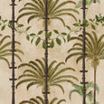 Mind the Gap Havana Taupe Wallpaper