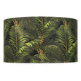 Mind the Gap Jardin Tropical Large Drum Lampshade LS30126