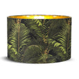 Mind the Gap Jardin Tropical Medium Drum Lampshade LS 30112