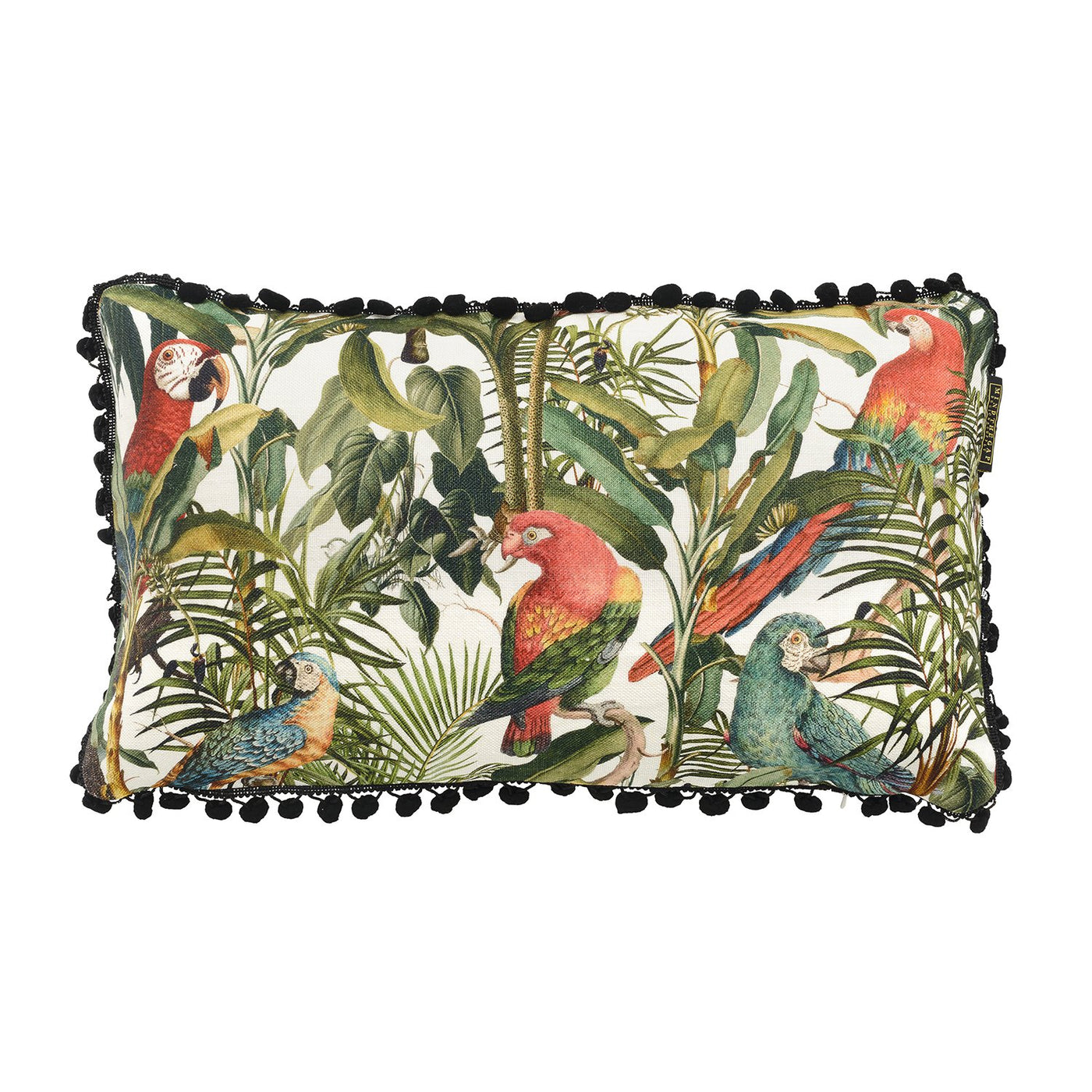 Mind the Gap Parrots of Brasil Cushion LC40025