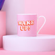 Motivation Mug Wake up by Yes Studio at Dollydagger