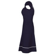 Navy Gypsy Style Dress Polly Dollydagger