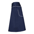 Navy A-Line Skirt Suzy