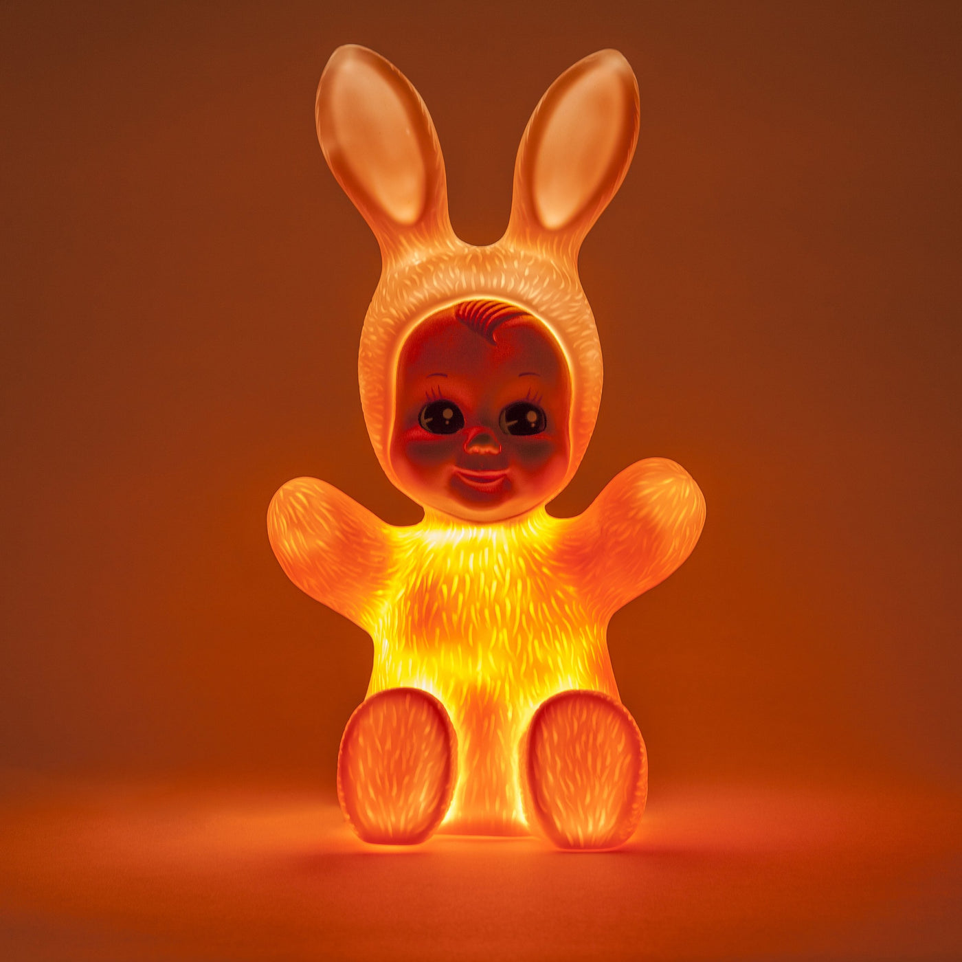 Pink Baby Bunny Light Goodnight Light