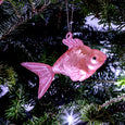 Pink Goldfish Hanging Decoration