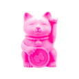 Pink Lucky Cat Light