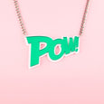 POW! Pop Art Necklace