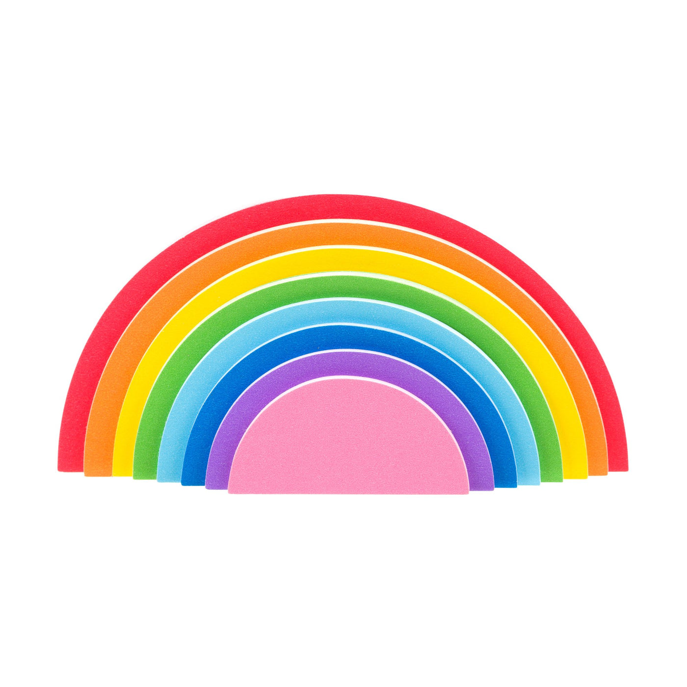 Rainbow Sticky Notes by Mustard