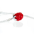 Raspberry Pendant Necklace Tina Lilienthal