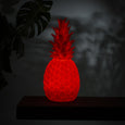 Red Pineapple Lamp