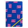 Retro 80s Notepad Don't Panic Yes Studio