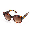 Retro Tortoiseshell Cat Eye Sunglasses Amara by pala