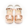 Rose Gold Clogs by Lotta from Stockholm at Dollydagger