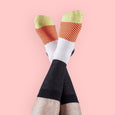 Salmon Maki Roll Socks DOIY