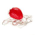 Strawberry Pendant Necklace Tina Lilienthal