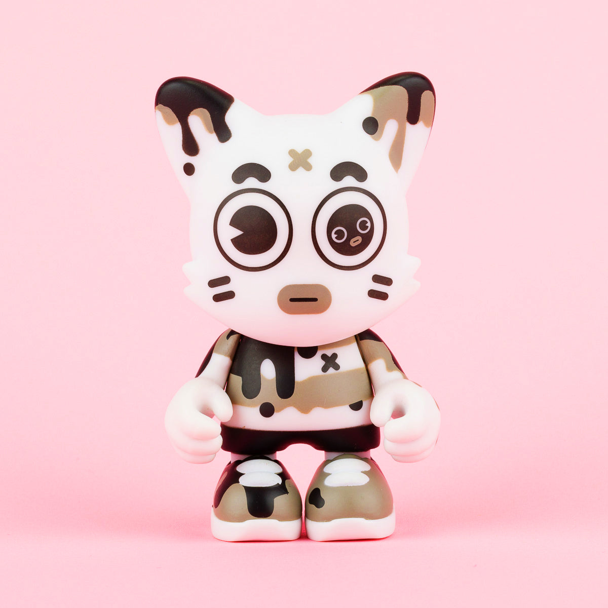 Superplastic Bo-Ni-To Janky Vinyl Art Toy by El Grand Chamaco