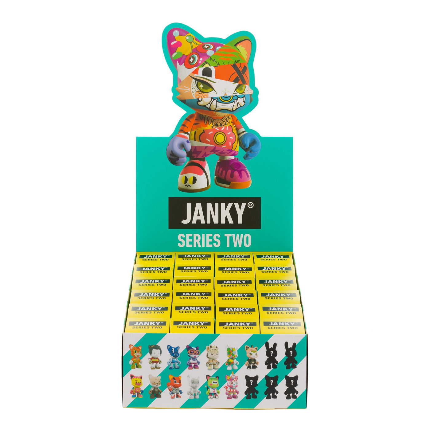 Superplastic Series 2 Blind Box Janky