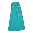 Suzy Turquoise Knee Length Skirt