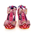 Total Freedom Shoes Red Irregular Choice