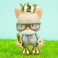 Vinyl Art Toy King Janky The First Superplastic