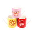 Wake Up Mug by Yes Studio at Dollydagger