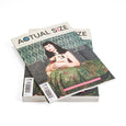 Women's Indie Magazine Actual Size Issue 4