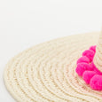 Womens Straw Hat Chloe by Dollydagger