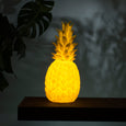 Yellow Pineapple Lamp