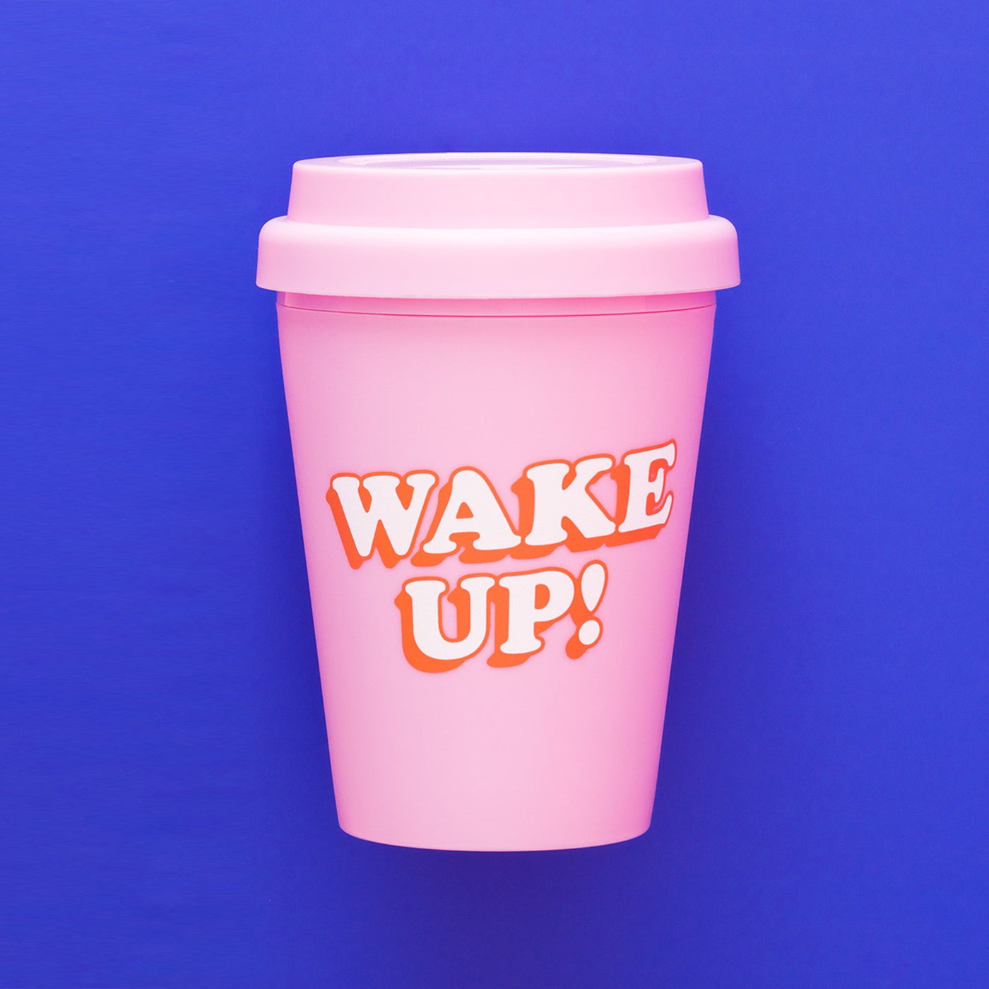 Yes Studio Wake Up Travel Mug