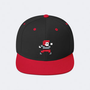 8-Bit Hero Embroidered Hat