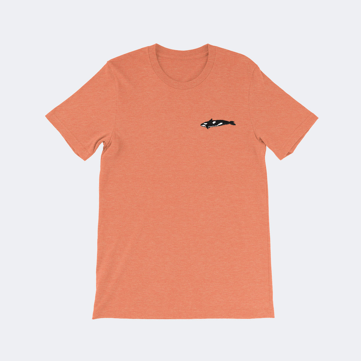 Embroidered Orca Tee