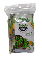 The Salad Spice Co Alternative To Salad Dressing 10 Packets Each