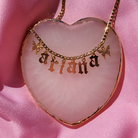 """Ariana"" Custom Necklace"