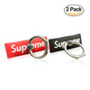 Finger Ring Stand - [2 PACK] Box Logo Supreme