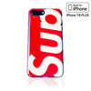 iPhone 7/8 PLUS+ Case - SUP Iridescent Mirror Urban Streetwear Fashion Design Supreme
