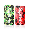 iPhone 7/8 Case - Camouflage Urban Streetwear Bape Supreme Design