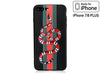 iPhone 7/8 PLUS+ Case - GG Snake Silicone Design