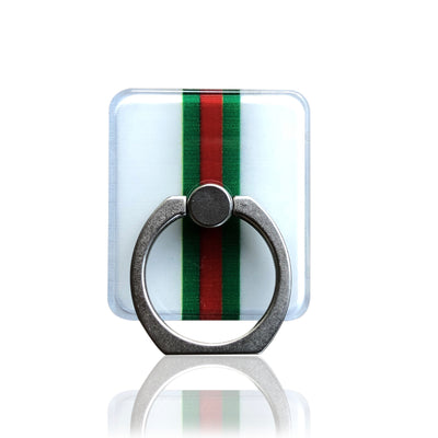 White Gucci Style Finger Ring Stand UNIVERSAL