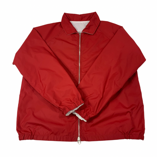 Red Nylon Jacket