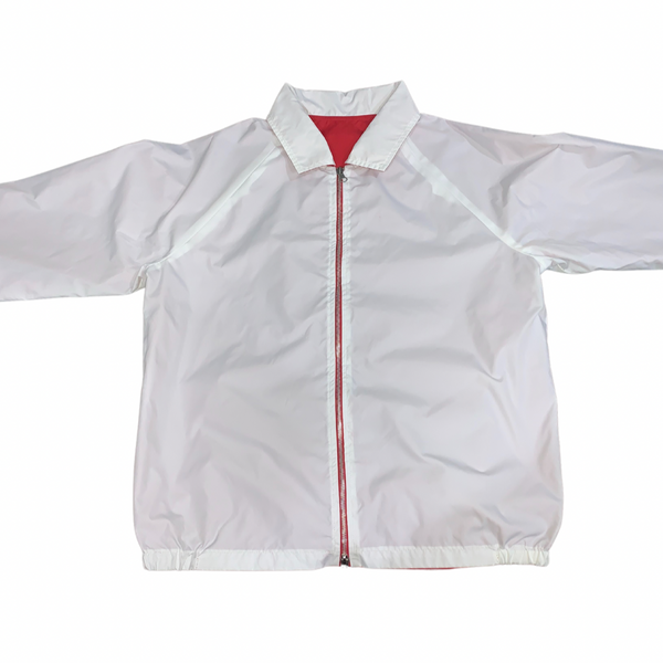White Nylon Jacket