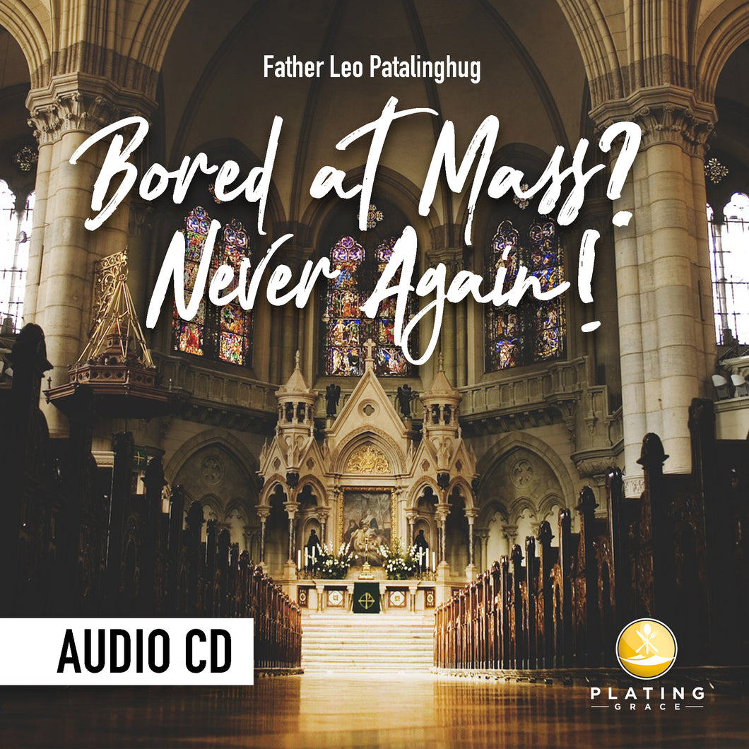 Bored at Mass? Never Again! (Audio CD)