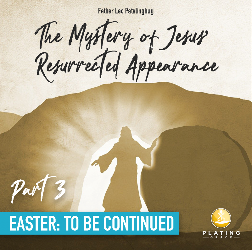 Part 3 - The Mystery of Jesus' Resurrected Appearance